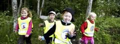 Barn GPS tracker: Varje år går ca 700 barn vilse i naturen