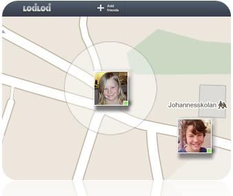 Se var dina barn är med Lociloci